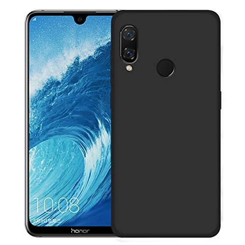 Honor 8X MAX Funda, FoneExpert Acabado Mate Carcasa Cover Case Funda de Gel TPU Silicona para Huawei Honor 8X MAX