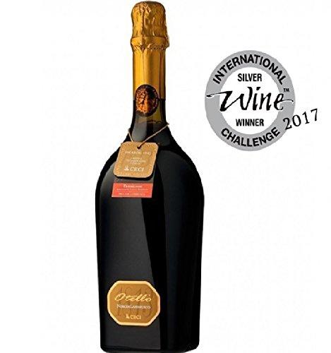3 Flaschen Lambrusco I.G.T. OTELLO NERO - Etichetta ORO 3 - Ceci -Silver Medal 2017 Wine Challenge