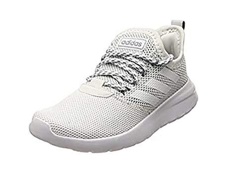 adidas Damen LITE Racer RBN Fitnessschuhe, Weiß (Ftwbla/Ftwbla/Grinat 000), 38 EU