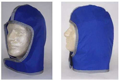 Head Radiation, Made in USA Hoodie Hat (Black)...