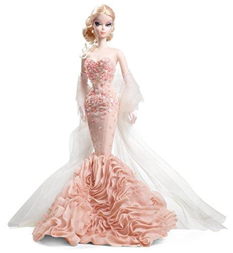 Mattel Barbie X8254 - Puppe Collector Basic Fashion Model, Collection 3, Sammlerpuppe