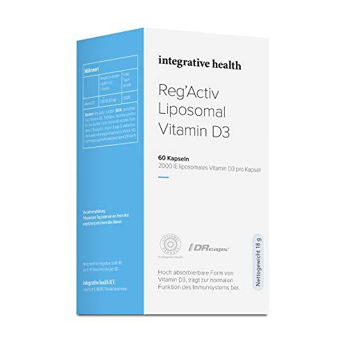 Reg'Activ Integrative Health RegActiv Liposomal Vitamin D3 (60 Capsules)