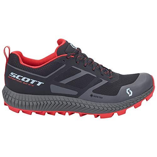 Scott Hombres Supertrac 2.0 GTX Zapato para Caminar 12 Black/Red