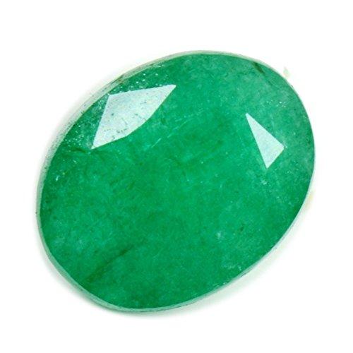 55Carat Esmeralda natural suelta piedra preciosa 9 quilates forma ovalada Chakra curación puede ser piedra natal de mayo precio al por mayor AAA+