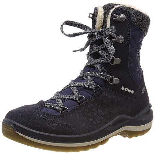 Lowa Damen CALCETA II GTX Ws Trekking- & Wanderstiefel, Blau (Navy 0649), 38 EU
