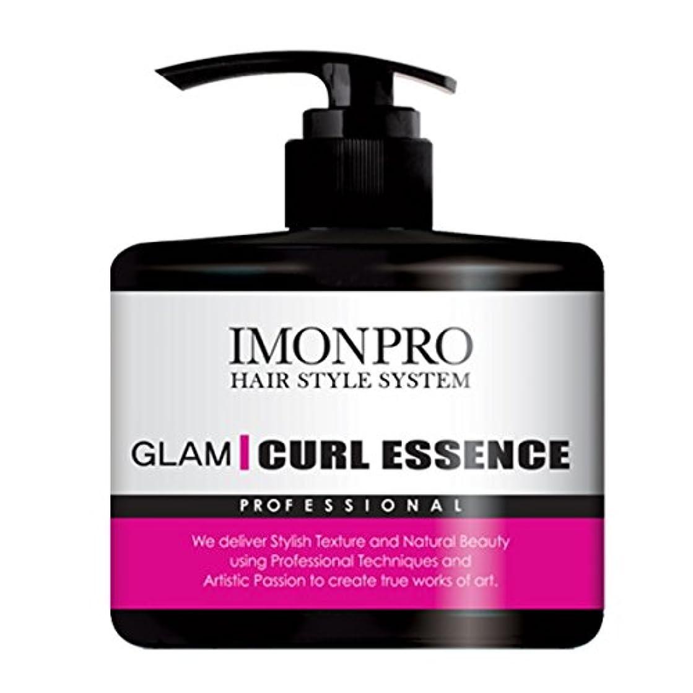 服を着るお気に入り考え[IMON/アイモン] Imon Gram Curl Essence 300g/アイモングラムカールエッセンス(海外直送品)