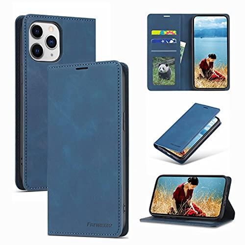 FMPCUON Funda Samsung Galaxy S7 Edge Billetera Carcasa Cuero Leather Protectora Cubierta...