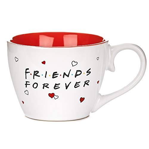 Paladone Friends Officially Licensed Merchandise - Friends Forever Coffee Mug