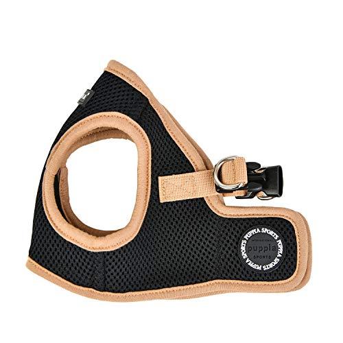 Puppia Soft Vest Harness B II - Black - M
