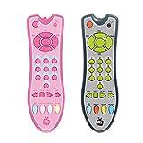 MYA Bebé Musique TV móvil móvil con Mando a Distancia eléctrico números de Aprendizaje Educativo, Juguete Regalo