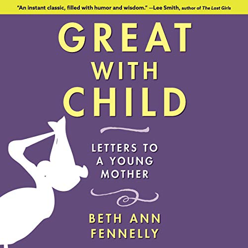 Great with Child audiobook cover art