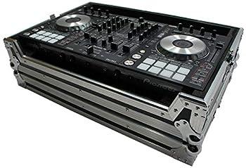 Harmony HCDDJSX Flight Foam Padded Travel DJ Custom Case Compatible with Pioneer DDJ-SX2