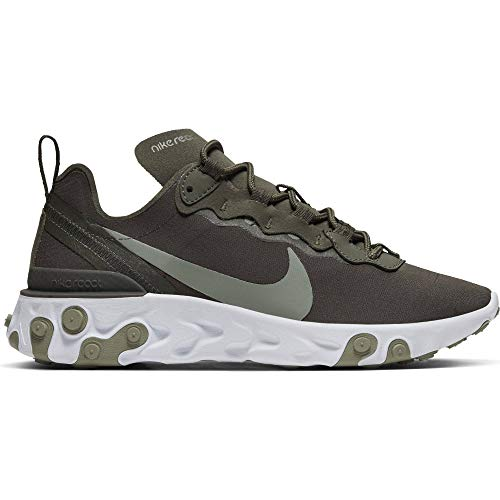 Nike W React Element 55 Zapatillas de Running, Mujer