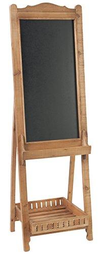 A&B Home Wendi Blackboard Easel, 19.3 X 16.7 X 61.4-Inch