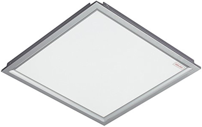Omped Led Kche und Badezimmer Lampe Mw 801 Flat Panel integrierte Deckenleuchte 300  300 10 W, kalt-wei, 300  300 10 W, kalt-wei