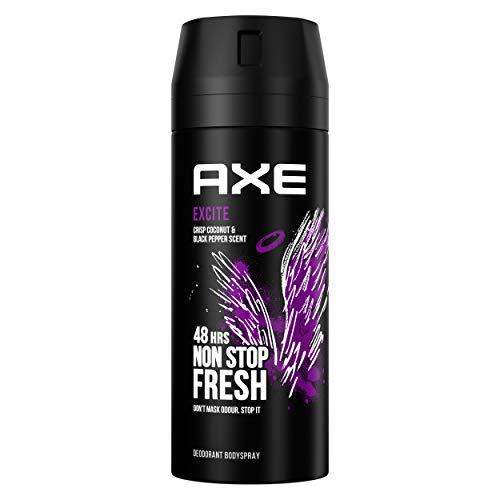 Axe Excite Rock Desodorante - 150 ml - Pack de 6
