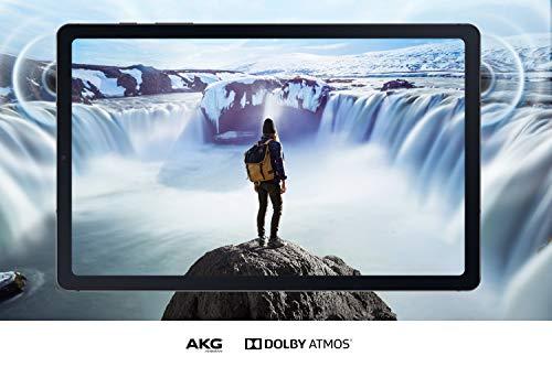 Samsung GalaxyTabS6Lite,Tablet inklusive S Pen, 64 GB interner Speicher, 4 GB RAM, Android, WiFi, Oxford gray