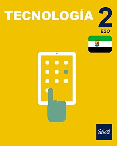 Inicia Tecnología 2.º ESO. Libro del alumno. Extremadura (Inicia Dual)