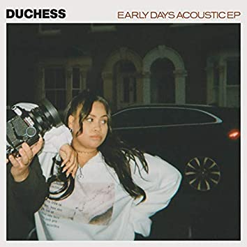 Early Days (Acoustic)