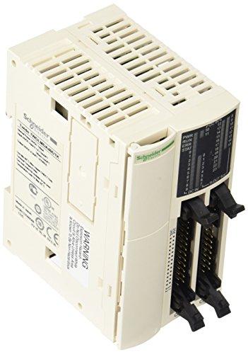 Schneider Electric TWDLMDA40DTK Cpu Extendible Twido 24 V- 24 E 24 V Cc, 16 S De Estado Sólido