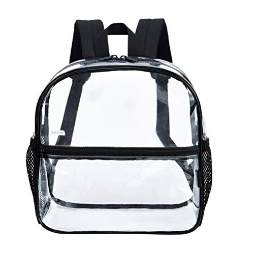 KESYOO Mochila Transparente Mochilas de Pvc Mochilas de Plástico Mochila para Segurança Do Trabalho Escolar