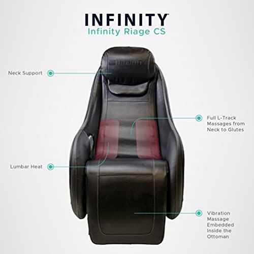 Infinity Riage CS - Compact Shiatsu Massage Chair