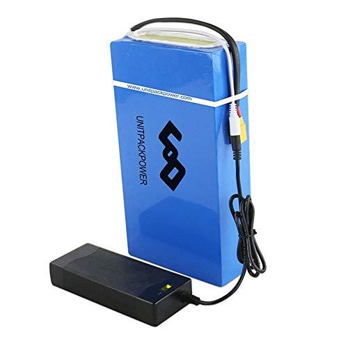 Batería para bicicleta eléctrica de 1000 W, 48 V, 15 AH, 48 V, para 1000 W, 750 W, 500 W, con cargador
