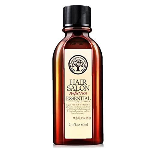 Berrywho Herramientas de peluquería Herramientas de Estilo Herramientas de Estilo de cabello1bottle Marruecos Argan Aceite de Argán Profundo Acondicionador de Cabello Hidratante