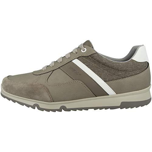 Geox Hombre Zapatos de Cordones U Wilmer, de Caballero Calzado Deportivo,Zapato con...