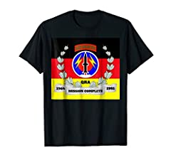 This Pershing Missiles T-shirt is perfect for Cold War lovers. It is available in various sizes and colors. It would make a great gift for any birthday, Christmas, graduation or any gift giving occasion. People who love 56th FA Brigade, Nuclear, Schw...