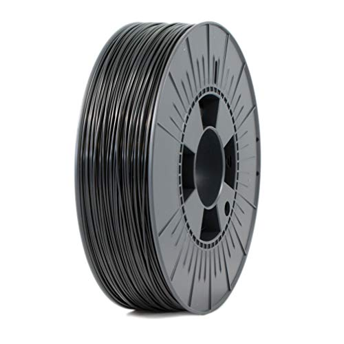 ICE Filaments ICEFIL1PLA003 PLA filamento, 1.75mm, 0.75 kg, Brave Black