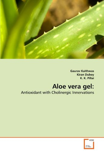 Aloe vera gel:: Antioxidant with Cholinergic Innervations