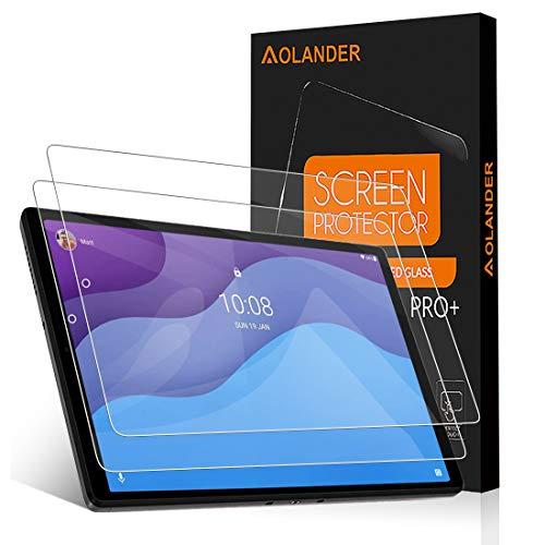 POVINMOS per Lenovo Tab M10 HD Gen 2 10.1  (2nd Gen) Pellicola Protettiva Vetro Temperato, 9H Durezza Screen Protector [Scratch Resistente] [Senza Bolle] Proteggi Schermo2 Pack