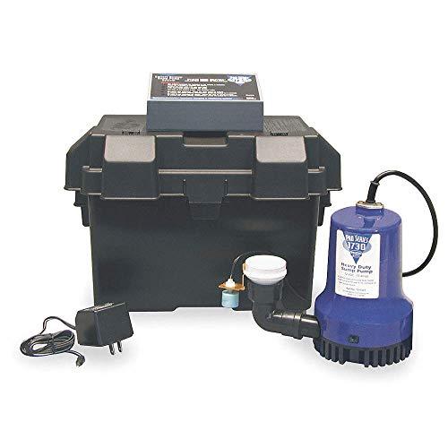 GLENTRONICS PHCC PRO SERIES 1850 BATTERY BACKUP SUMP PUMP SYSTEM