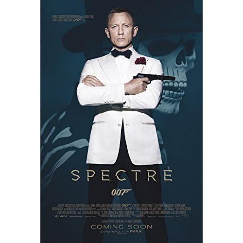 James Bond Dr No 007 Maxi Poster 61cm x 91.5cm NEW LICENSED Free P+P