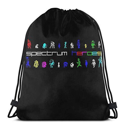ZX Spectrum Heroes Gym Bag