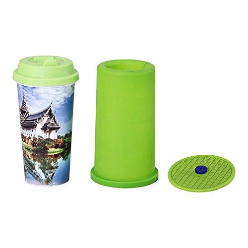 3D Sublimation Silicone Mold Straight Tube Mug Clamp Heat Transfer Mugs Clamp for Big Straight Tube Mugs Heat Printing