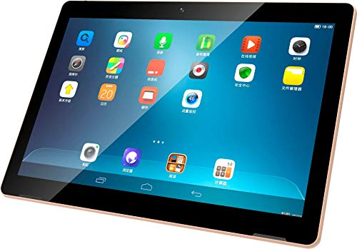 InnJoo Tablet Digital 10.1' Pulgadas/1GB/16GB/Oro (IJ-F104-GLD)