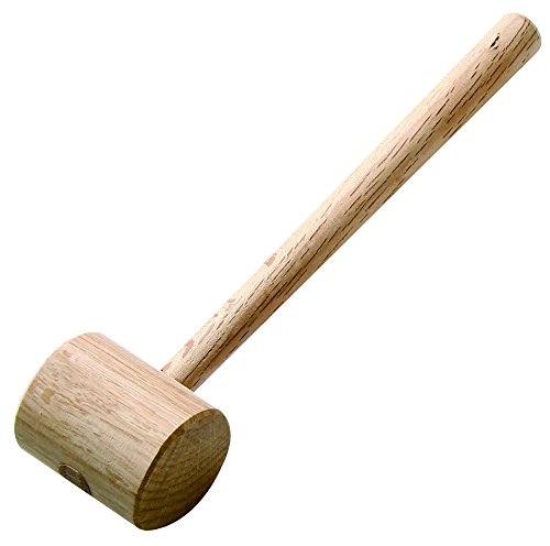 クラフト社 革工具 木槌 並 8571