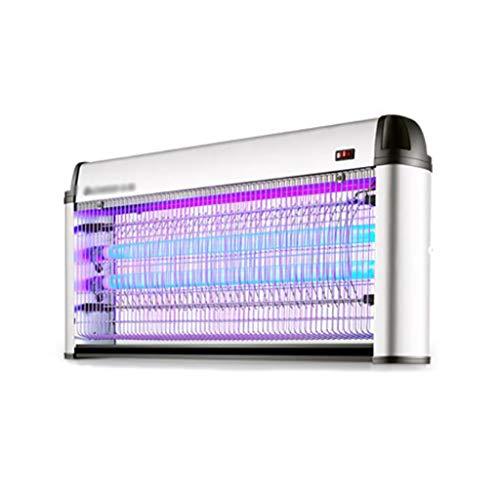 #Muggenlamp LED Elektronische Mosquito Killer Krachtige Indoor Bug Zapper Uv vliegenvanger Insectenverdelger for residentiële Ommercial Mosquito Lamp (Color : 40W)
