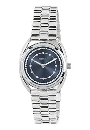 Orologio BREIL donna PETIT quadrante blu e bracciale in acciaio, movimento SOLO TEMPO - 2H QUARZO