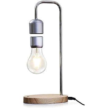 Ampoule Flottante à Lampe de bureau magnétique à lévitation