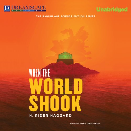 When the World Shook audiobook cover art