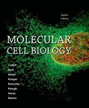 MOLECULAR CELL BIOLOGY 8TH.ED. HARDCOVER; LODISH