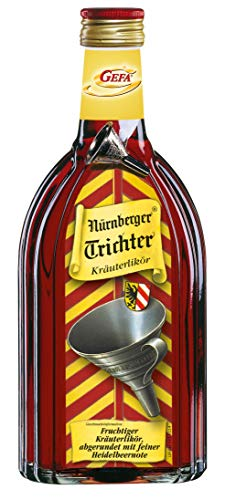 Nürnberger Trichter Kräuterlikör 0,35 Liter