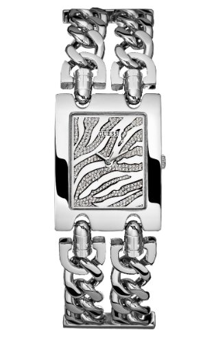 Guess Damenarmbanduhr Mod. Heavy Metal W80048L2