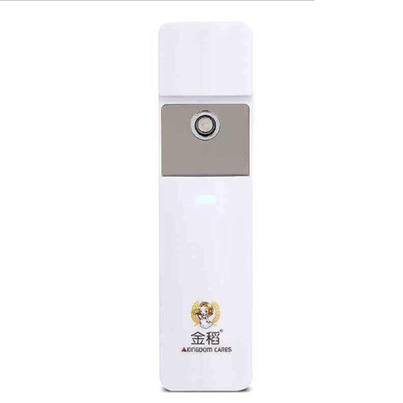 モーションポケットドレインUSBポータブルナノミストスプレーミニフェイシャル充電式ハンドヘルドウォーター補給美容器具保湿スキンケア