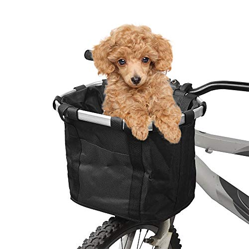 Docooler Detachable Dog Bike Basket