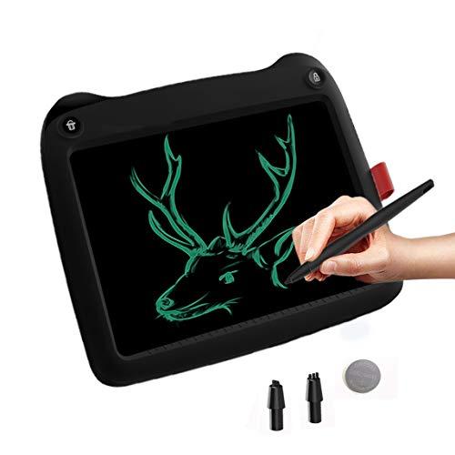 "JRD&BS WINL 9"" Writing Tablet For Kids Toys,Tablero De Dibujo A Color para Niños,Juguetes para Niños De 4-8 Años, Cumpleaños para Niños De 3-12 Años, Negro"