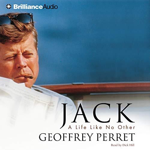 Jack audiobook cover art